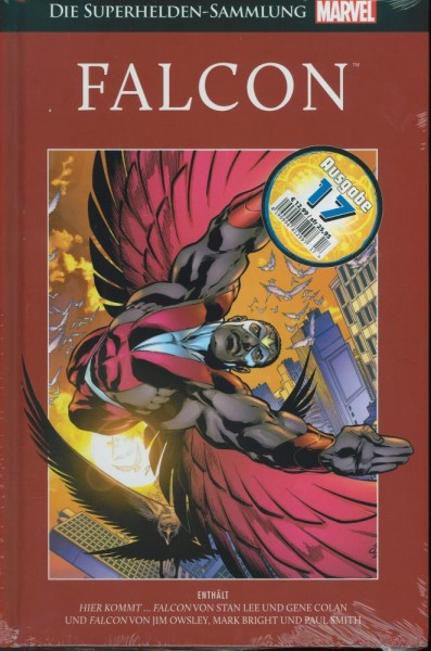 Die Marvel Superhelden-Sammlung 17 - Falcon, Panini
