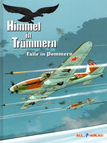 Himmel in Trümmern 4 (Z1, 1. Auflage), All Verlag