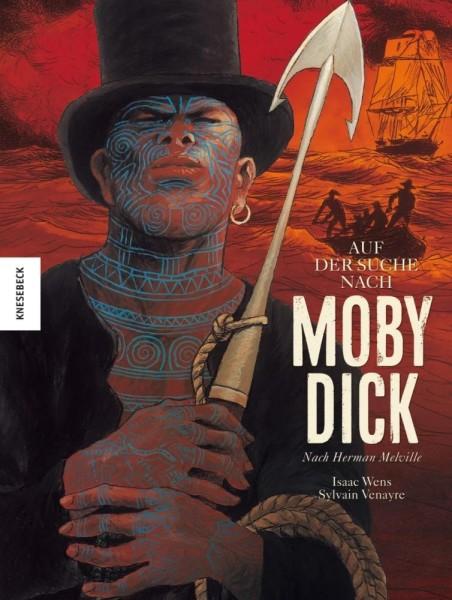 Auf der Suche nach Moby Dick, Knesebeck
