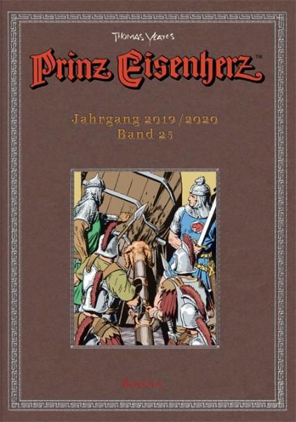 Prinz Eisenherz Yeates Jahre 25, Bocola
