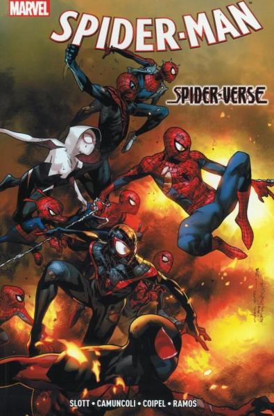 Spider-Man - Spider-Verse, Panini