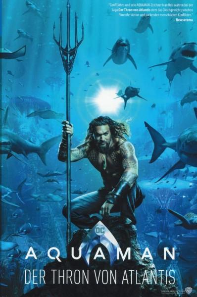 Aquaman - Der Thron von Atlantis, Panini