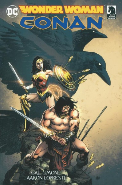Wonder Woman/Conan (Variant-Cover Comic Action Essen 2018), Panini