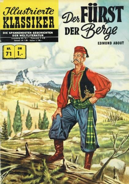 Illustrierte Klassiker 71 (Z1-2 HLN133), bsv