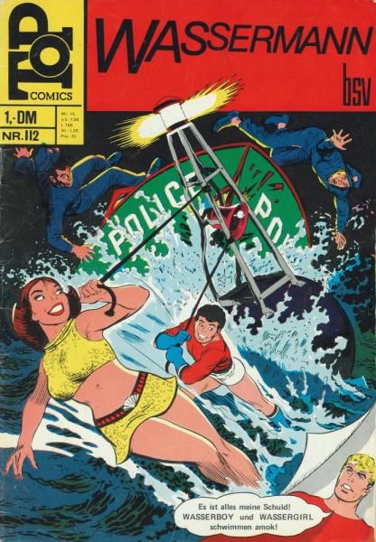 Top Comics - Wassermann 112 (Z1-2), bsv