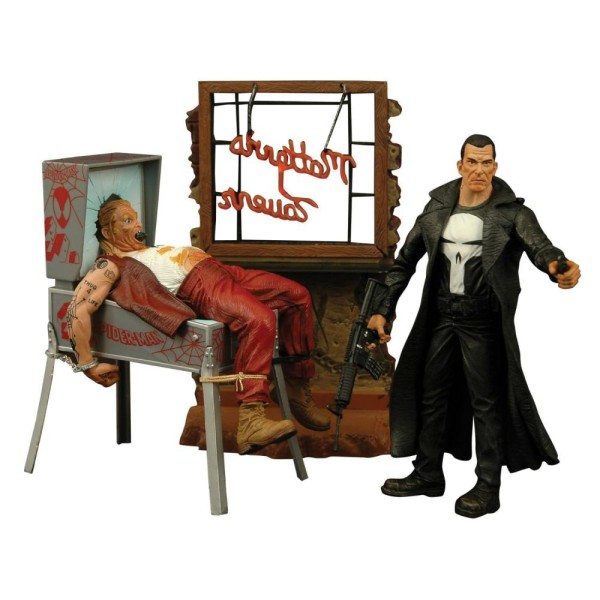 Marvel Select - The Punisher Special Collector Edition