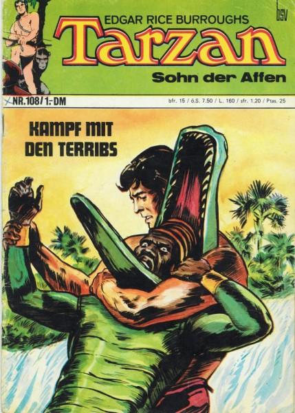Tarzan 108 (Z2-), bsv