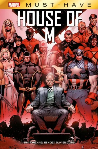 Marvel Must-Have - House of M, Panini