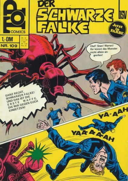 Top Comics - Der schwarze Falke 109 (Z1-2), bsv