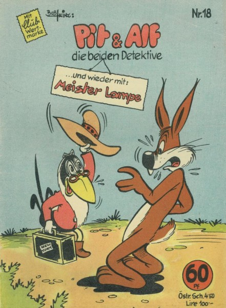 Pit & Alf 18 (Z1-2), Lehning