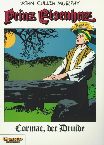 Prinz Eisenherz 65 (1. Auflage, Z0), Carlsen