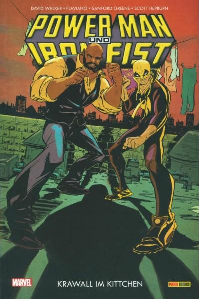 Power Man und Iron Fist 2, Panini