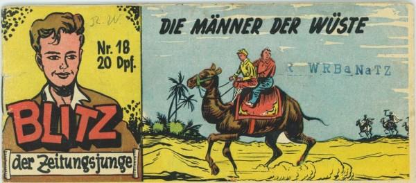 Blitz der Zeitungsjunge 18 (Z2-, St, Sz), Lehning