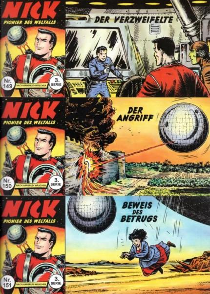 Nick Piccolo 3. Serie 149-151, Ingraban Ewald