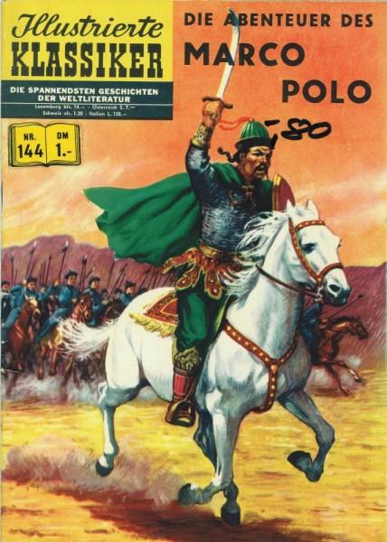 Illustrierte Klassiker 144 (Z1- HLN138), bsv