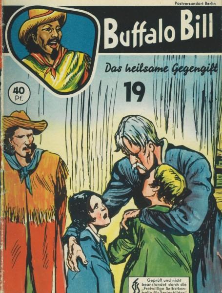 Buffalo Bill 19 (Z2), Mondial