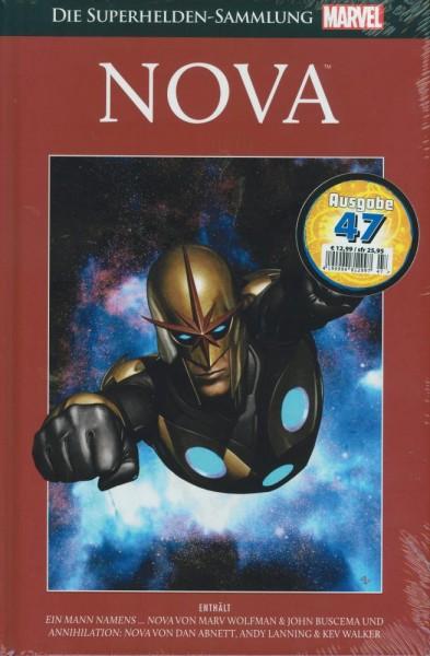 Die Marvel Superhelden-Sammlung 47 - Nova, Panini