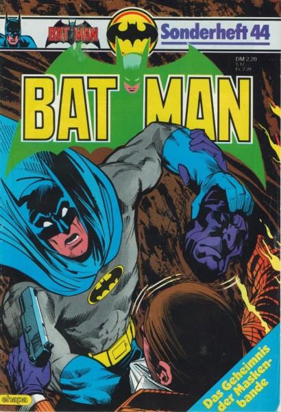 Batman Sonderheft 44 (Z1), Ehapa