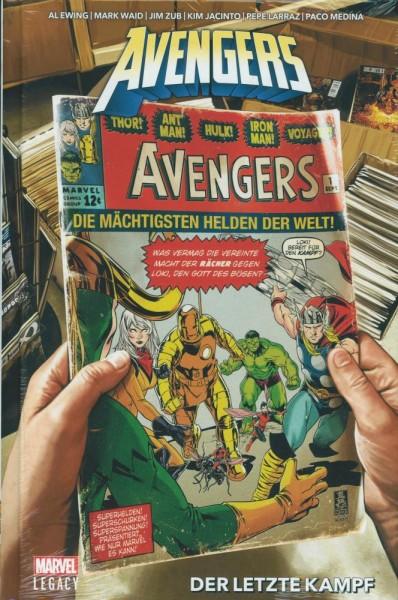 Marvel Legacy: Avengers - Der letzte Kampf (lim. 222 Expl.), Panini