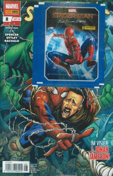 Spider-Man (2019) 8, Panini