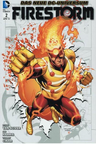 Firestorm 2, Panini