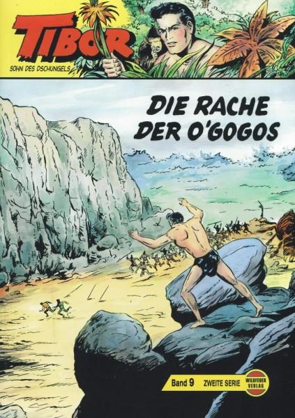 Tibor Gb 2. Serie 9, Wildfeuer
