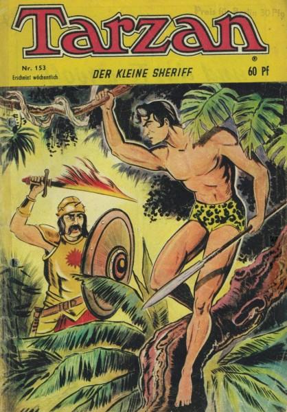 Tarzan 153 (Z3), Mondial