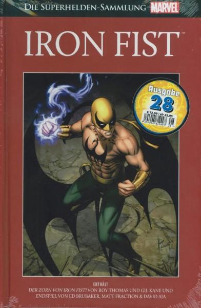 Die Marvel Superhelden-Sammlung 28 - Iron Fist, Panini
