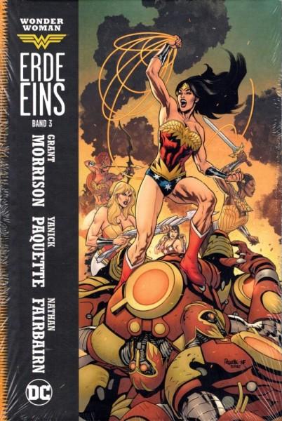 Wonder Woman - Erde Eins 3 (lim. 222 Expl.), Panini