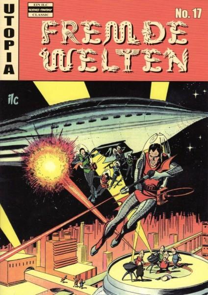 Fremde Welten 17, ilovecomics Verlag