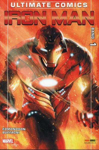 Ultimate Comics - Iron Man 1, Panini