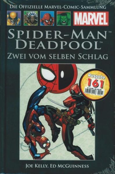Hachette Marvel 161 - Spider-Man/Deadpool, Panini