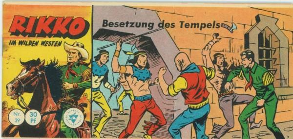 Rikko 39 (Z0-1), Lehning