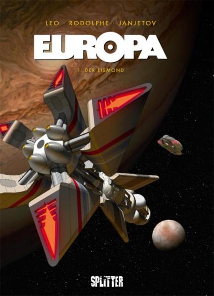 Europa 1, Splitter