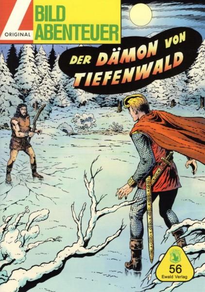 Bild Abenteuer 56 - Der Dämon von Tiefenwald, Ingraban Ewald