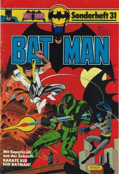 Batman Sonderheft 31 (Z2), Ehapa