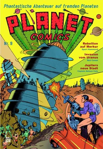 Planet Comics 9, bsv Hannover