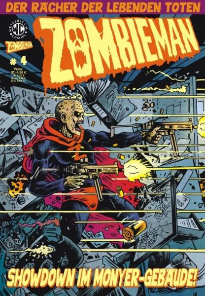 Zombieman 4, Weissblech