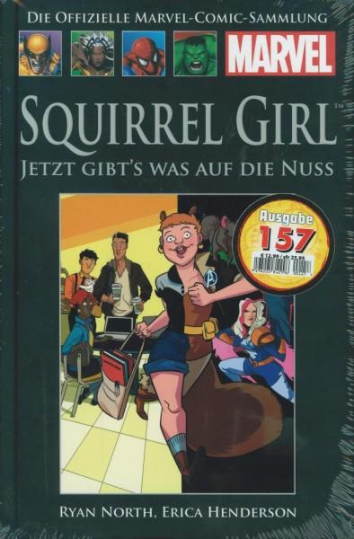 Hachette Marvel 157 - Squirrel Girl, Panini