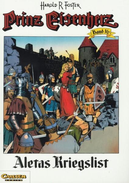 Prinz Eisenherz 16 (1. Auflage, Z0), Carlsen