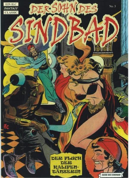 ILC Fantasy Classic 3 - Der Sohn des Sindbad, ilovecomics Verlag