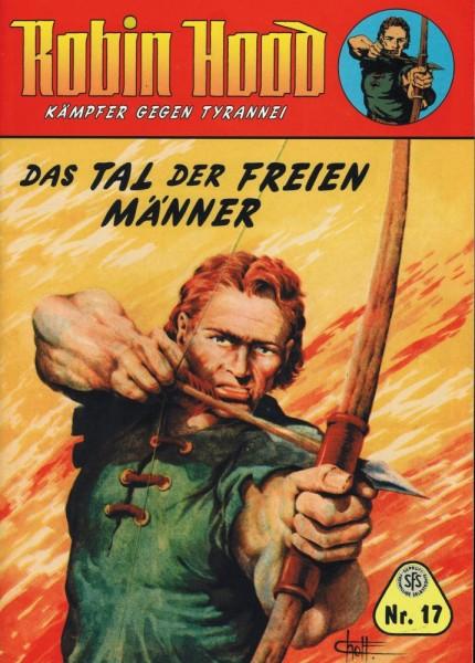 Robin Hood 17 (Z0), CCH