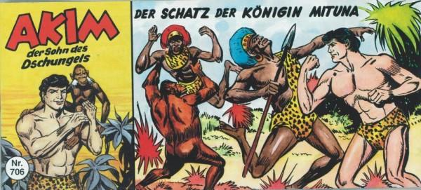 Akim 706-708, Nostalgiker Verlag