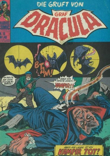 Die Gruft von Graf Dracula 15 (Z1-2), Williams