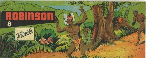 Robinson 8 (Z1-), Heinerle