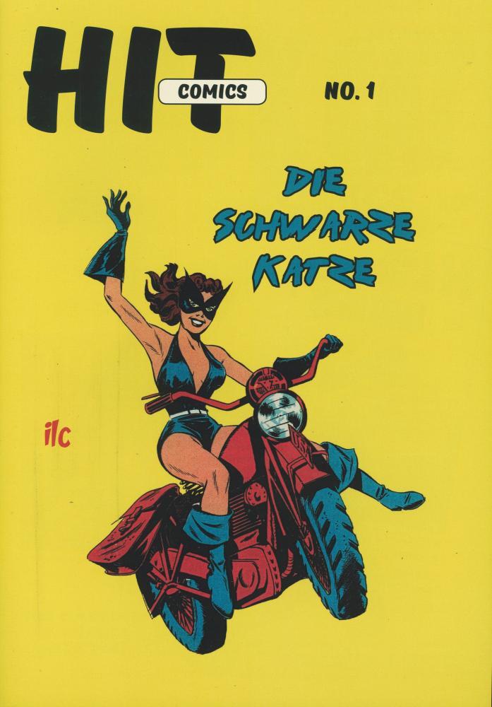 ilovecomics Verlag 1-4 Fantasy Classics Nr