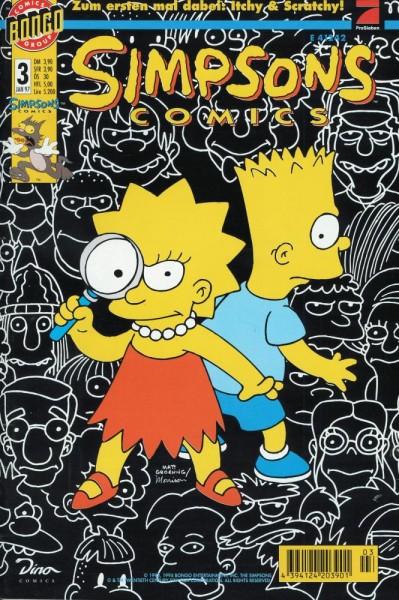 Simpsons Comics 3 (Z1), Panini