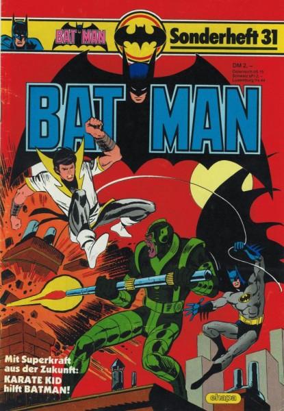 Batman Sonderheft 31 (Z1), Ehapa