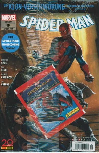 Spider-Man (All New 2016) 14, Panini
