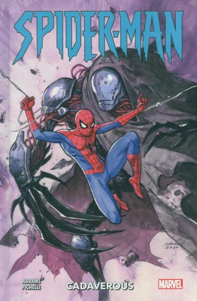 Spider-Man - Cadaverous (Variant-Cover 2), Panini